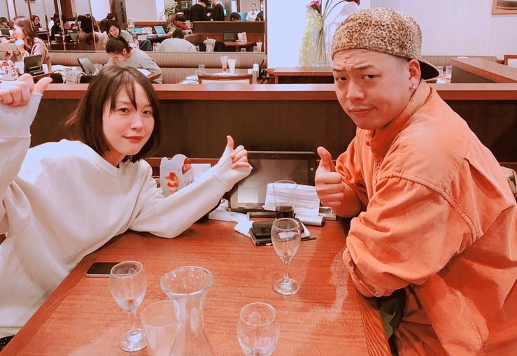 きょん&REN先生.jpgのサムネイル画像