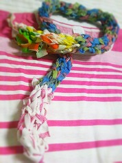 みんなの手芸室12  今日中に欲しい!~春色のゆび編みワークショップ