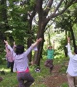 「都会の森のインタープリター」最初の一歩