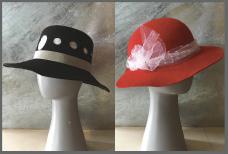 本格帽子作り2016 ~帽子の装飾とアレンジに挑戦!
