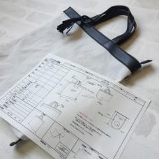 手持ちのバッグをリデザイン デザイナーに学ぶバッグデザイン画