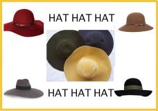 本格帽子作りを学んで、体験!~基礎編