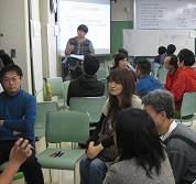 シブヤ大学フューチャーセッション ~まちづくりを革新するプロジェクトに参加しよう~