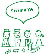 シブヤ大学フューチャーセッション最終回 @ヒカリエ「8/」 ~シブヤのまちをフューチャーセンターにしてみよう!~