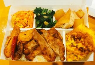 【中止】台北のお弁当屋さんから学ぼう! 台湾のお弁当事情