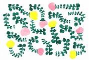 テキスタイルデザイナーに学ぶ花柄のつくりかた