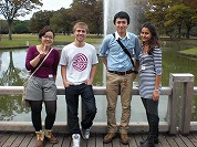 The Harajuku International Friendship Double Date ~12月の原宿表参道で世界をつなぐダブルデートを~ 【男性用お申し込みページ/for MEN】