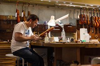 ~l´atelier~渋谷のヴァイオリン工房