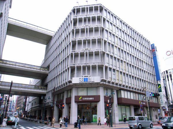 西武渋谷店 B館8階